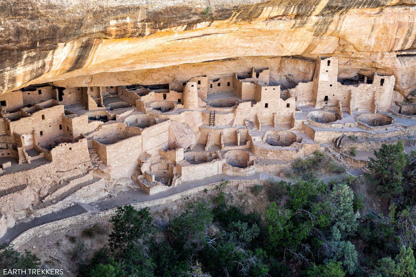 Mesa Verde National Park Colorado national parks