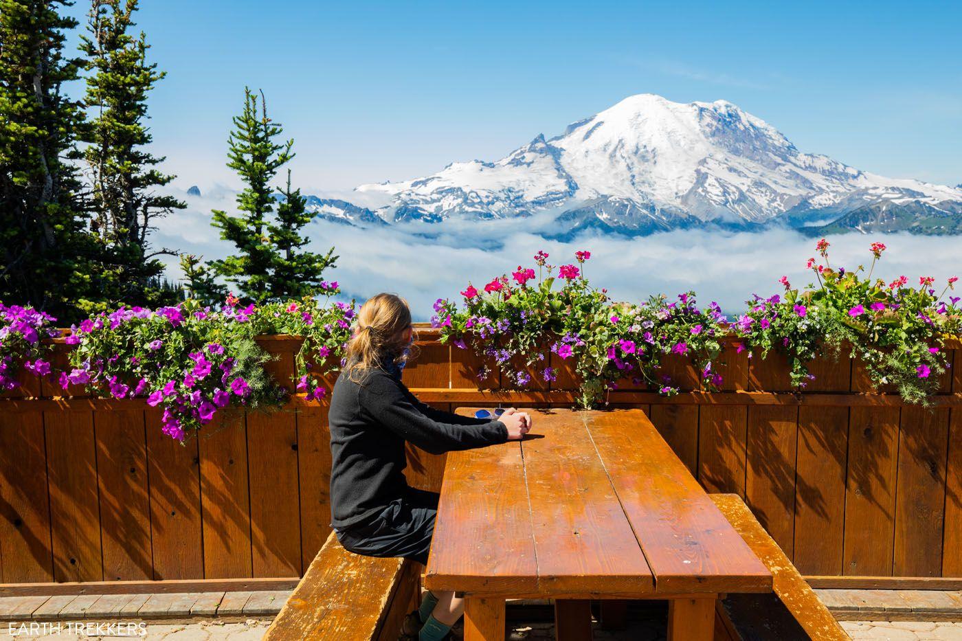 Mount Rainier Summit House