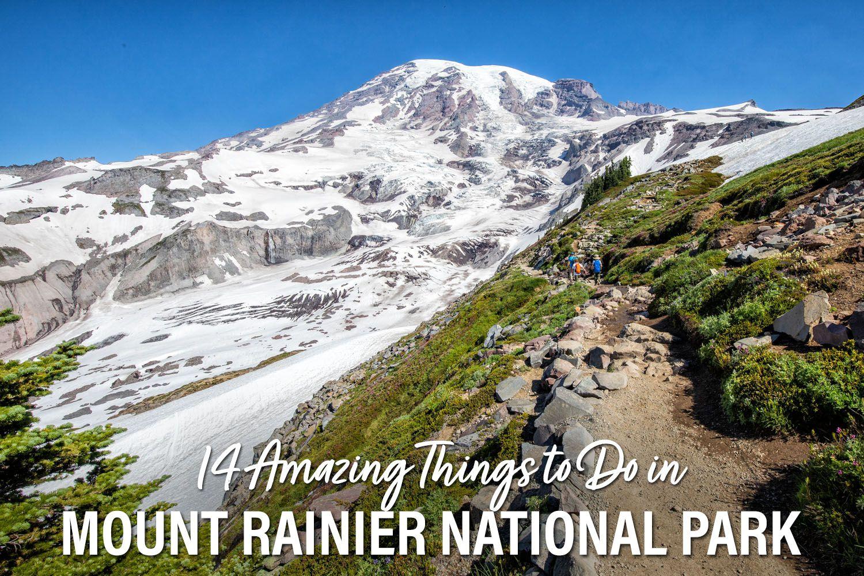 Mount Rainier To Do List
