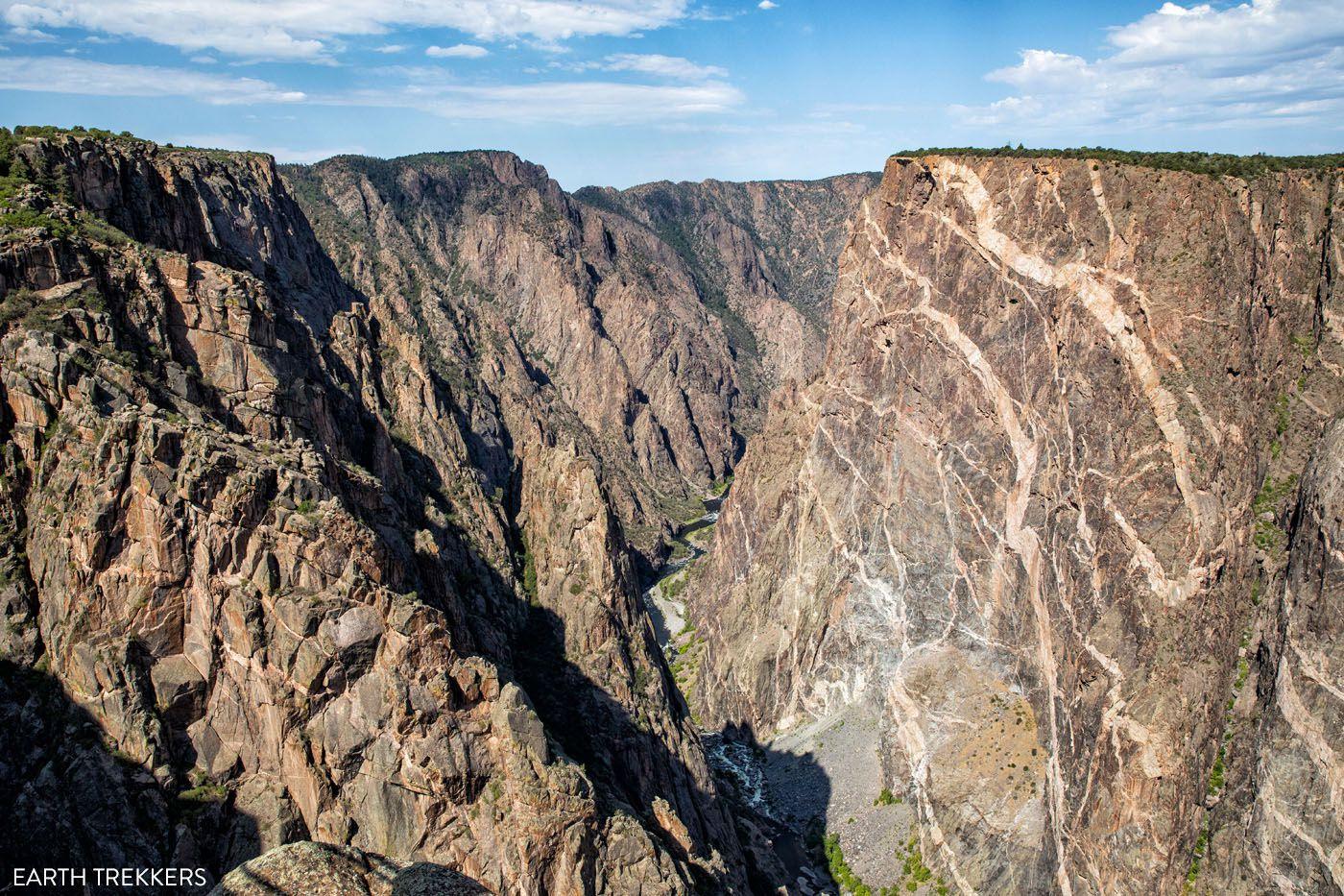 Painted Wall Black Canyon