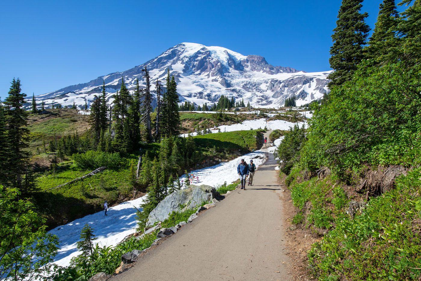 Paradise Hiking Trail