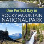 Rocky Mountain National Park Itinerary