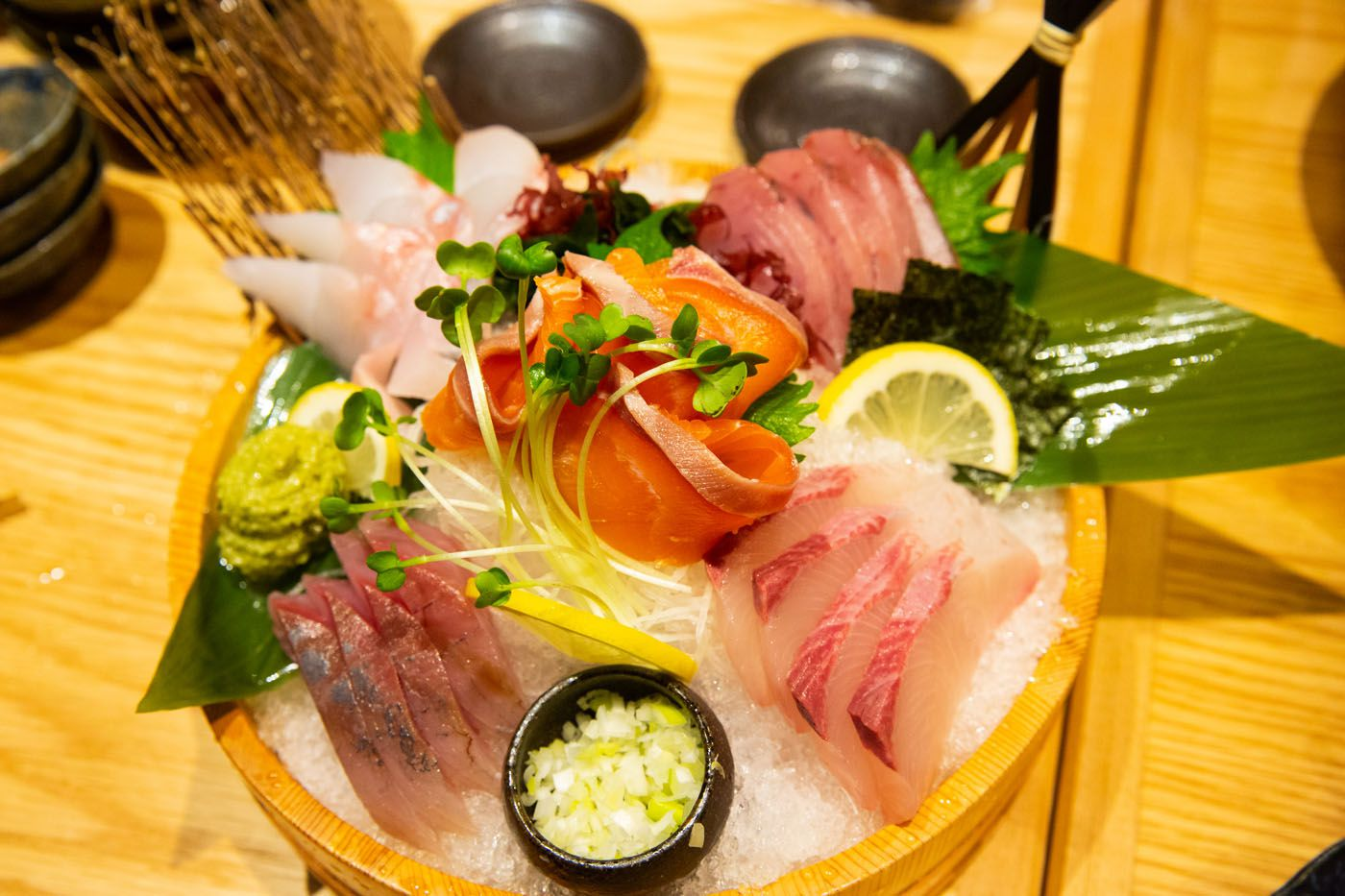 Sashimi best things to do in Kyoto