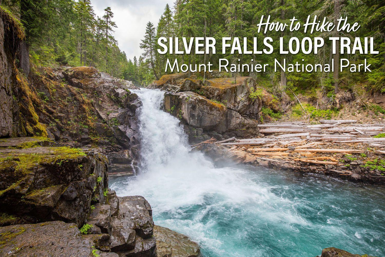 Silver Falls Loop Trail Hike