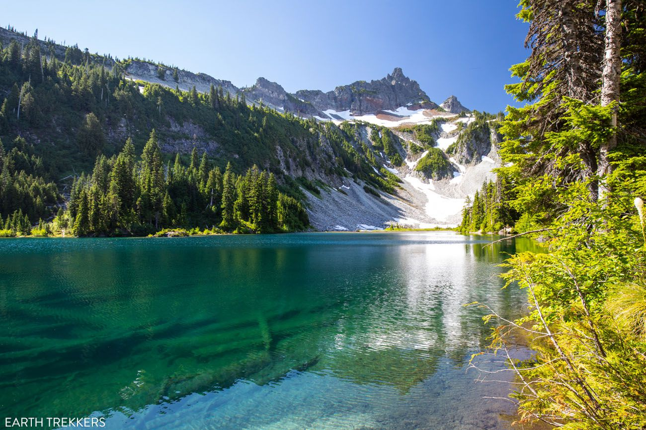 Snow Lake best things to do in Mount Rainier