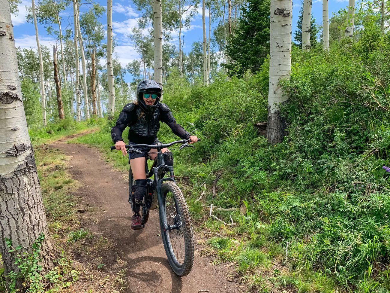 Snowmass Mountain Biking Colorado itinerary