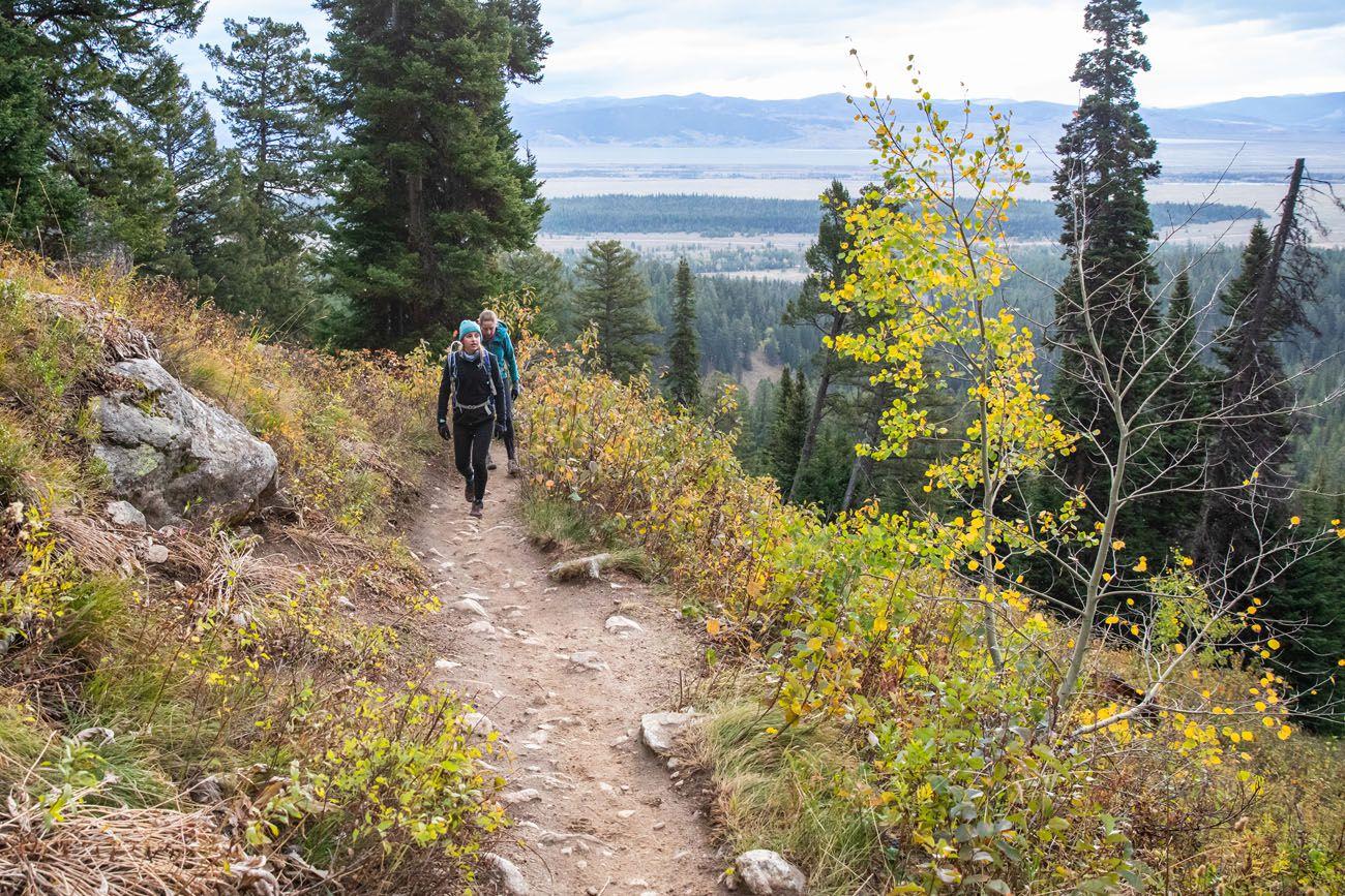 Teton Trail September