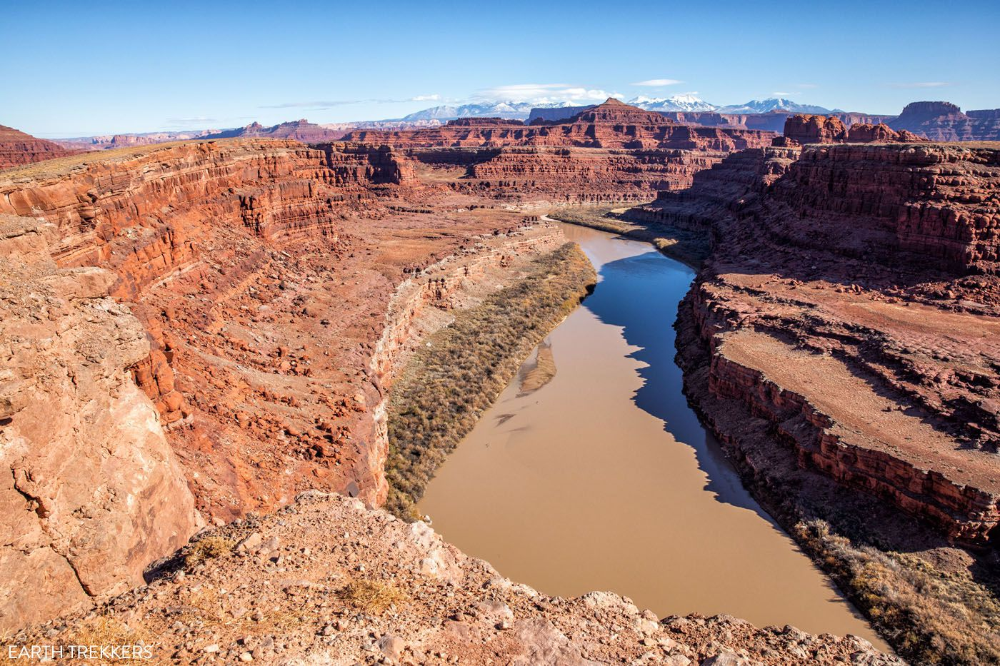 Thelma and Louise Point View