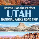 Utah Mighty 5 National Parks Road Trip