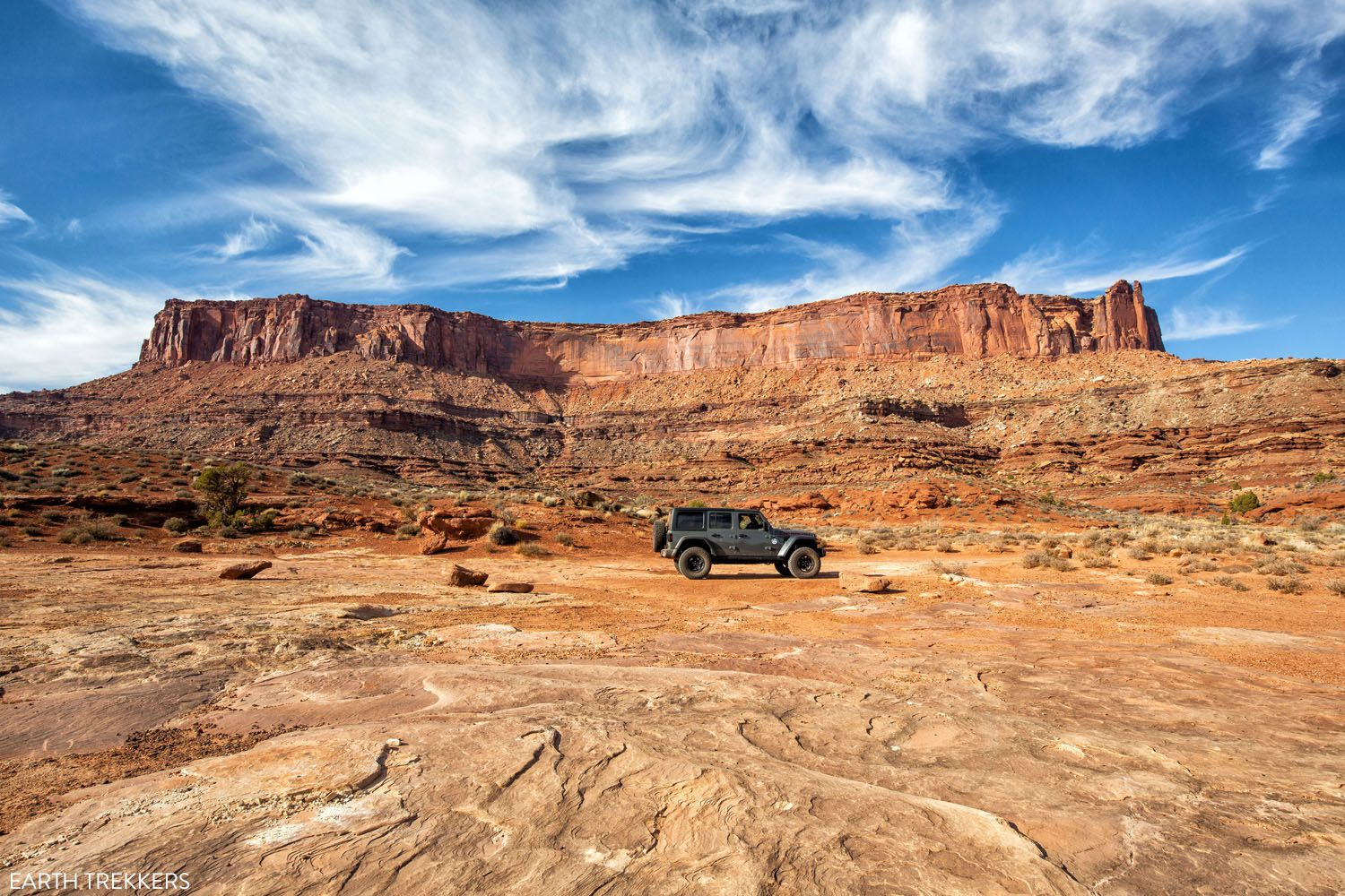 White Rim Road Guide