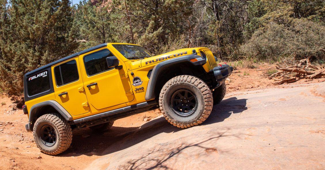 4x4 Trail Sedona