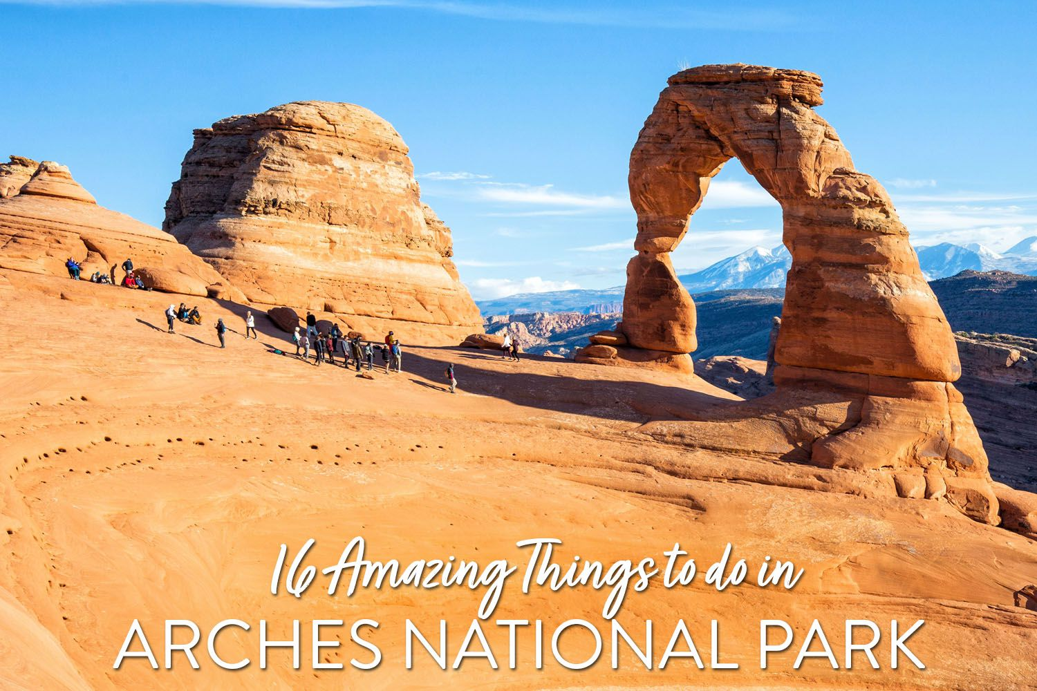 Best of Arches National Park