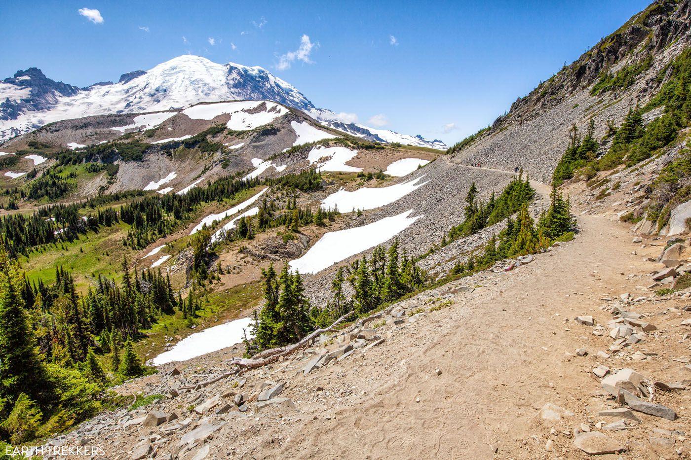 Best Easy Hikes Mount Rainier