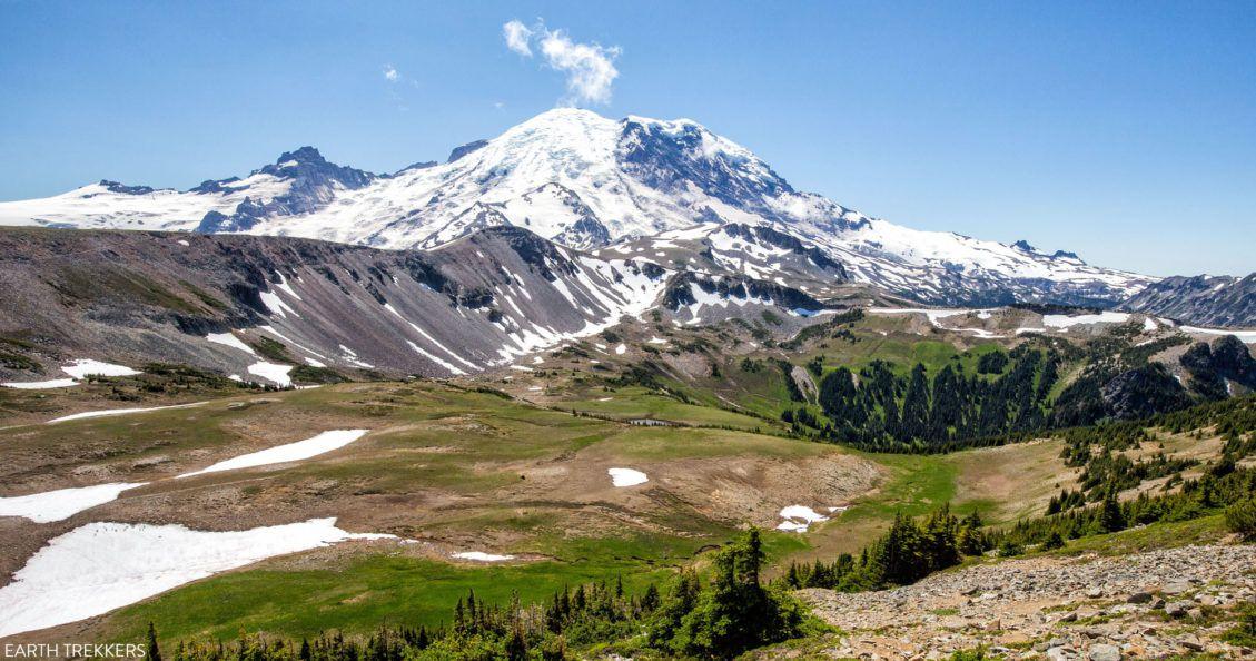Best Mount Rainier Hikes