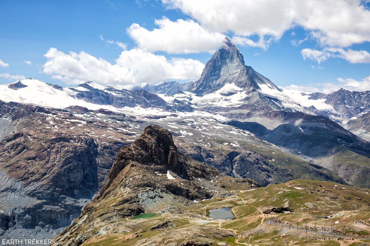 Best View of the Matterhorn