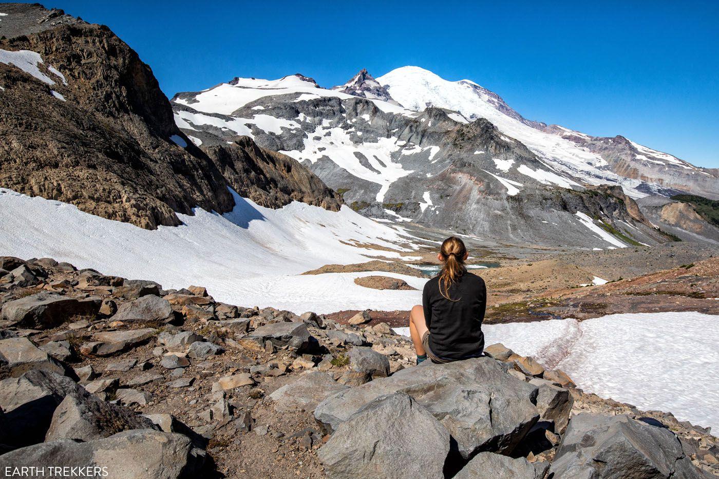 Best Views Mount Rainier
