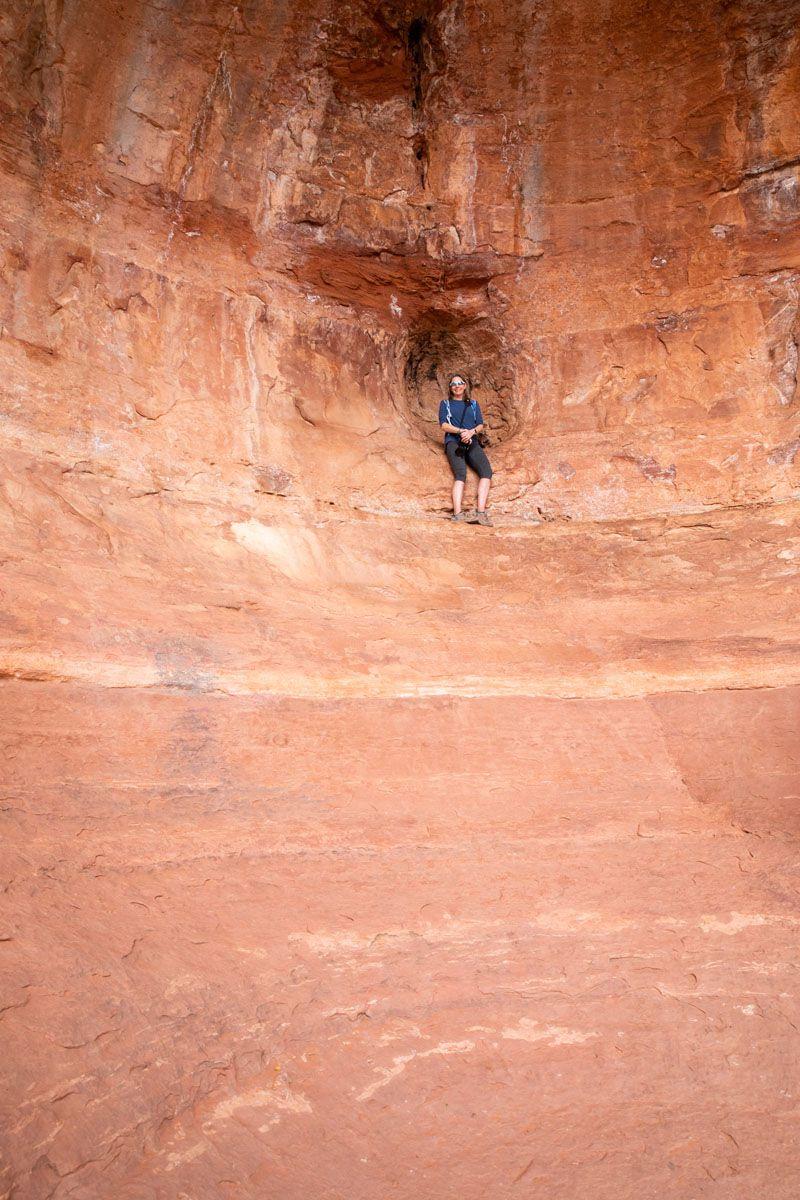 Birthing Cave Photo Spot
