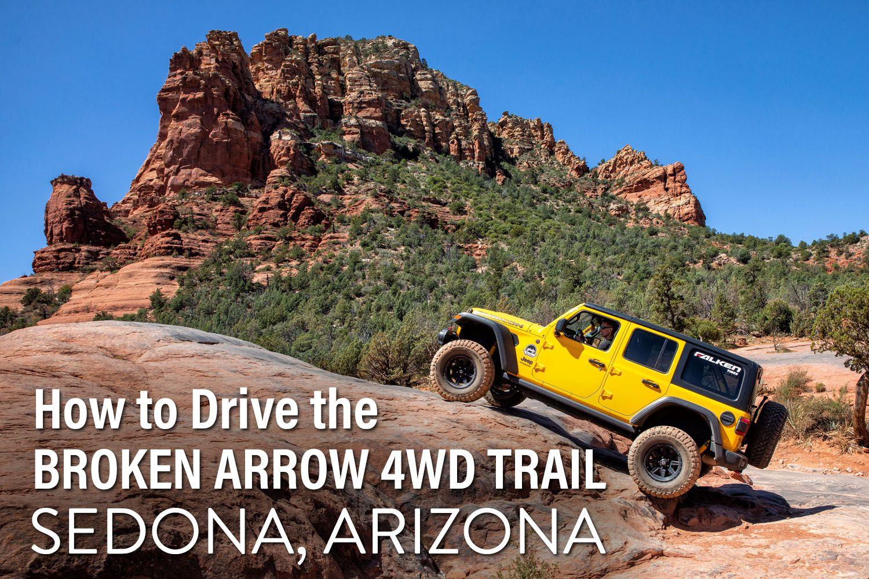 Broken Arrow 4WD Trail