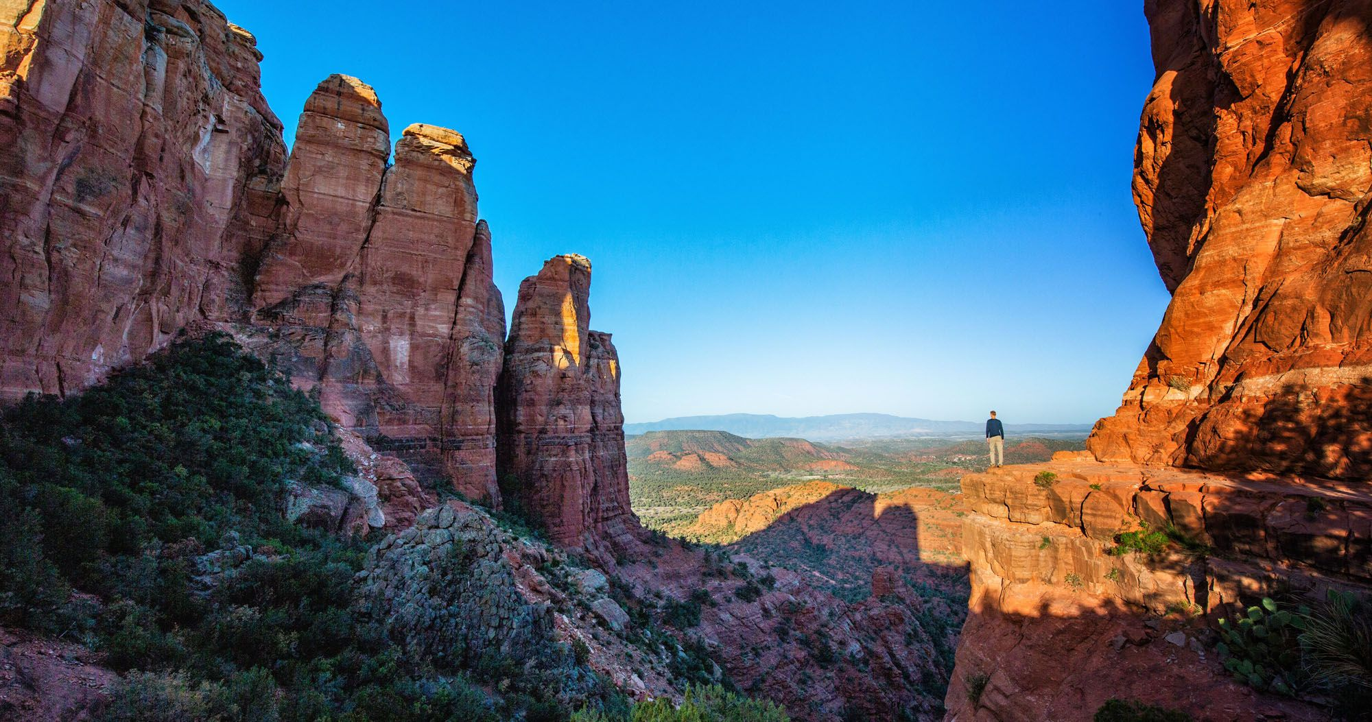 Cathedral Rock Hiking Guide