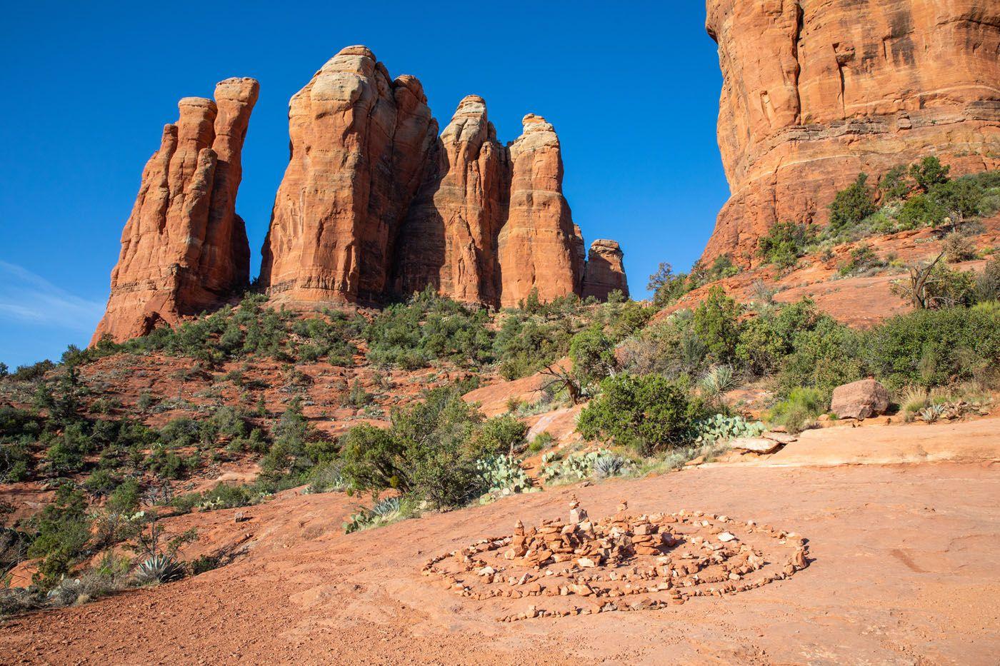 Cathedral Rock Vortex