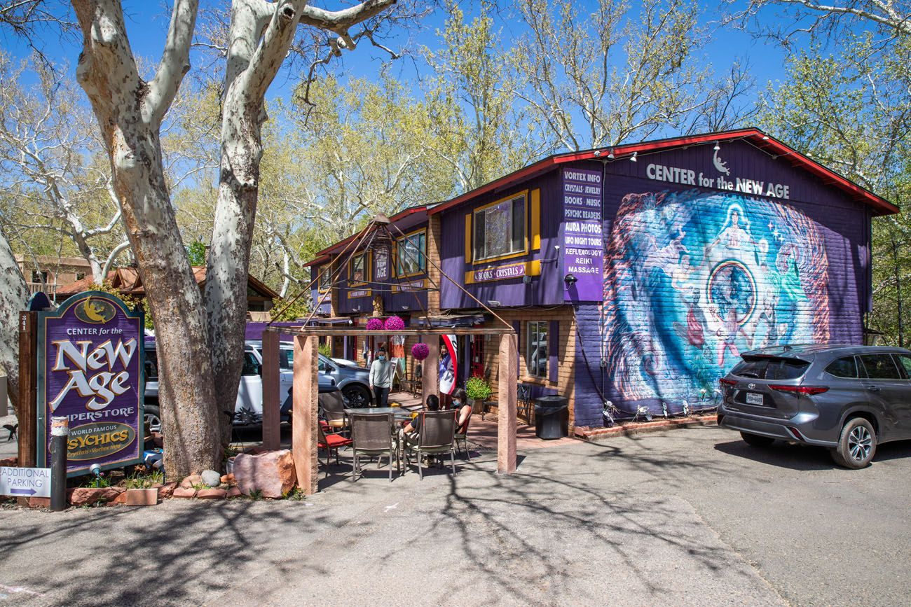 Center for the New Age best things to do in Sedona