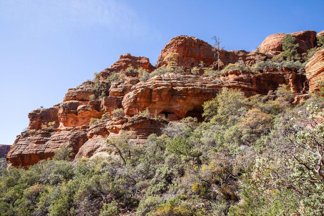 Cliffs at Boynton Canyon