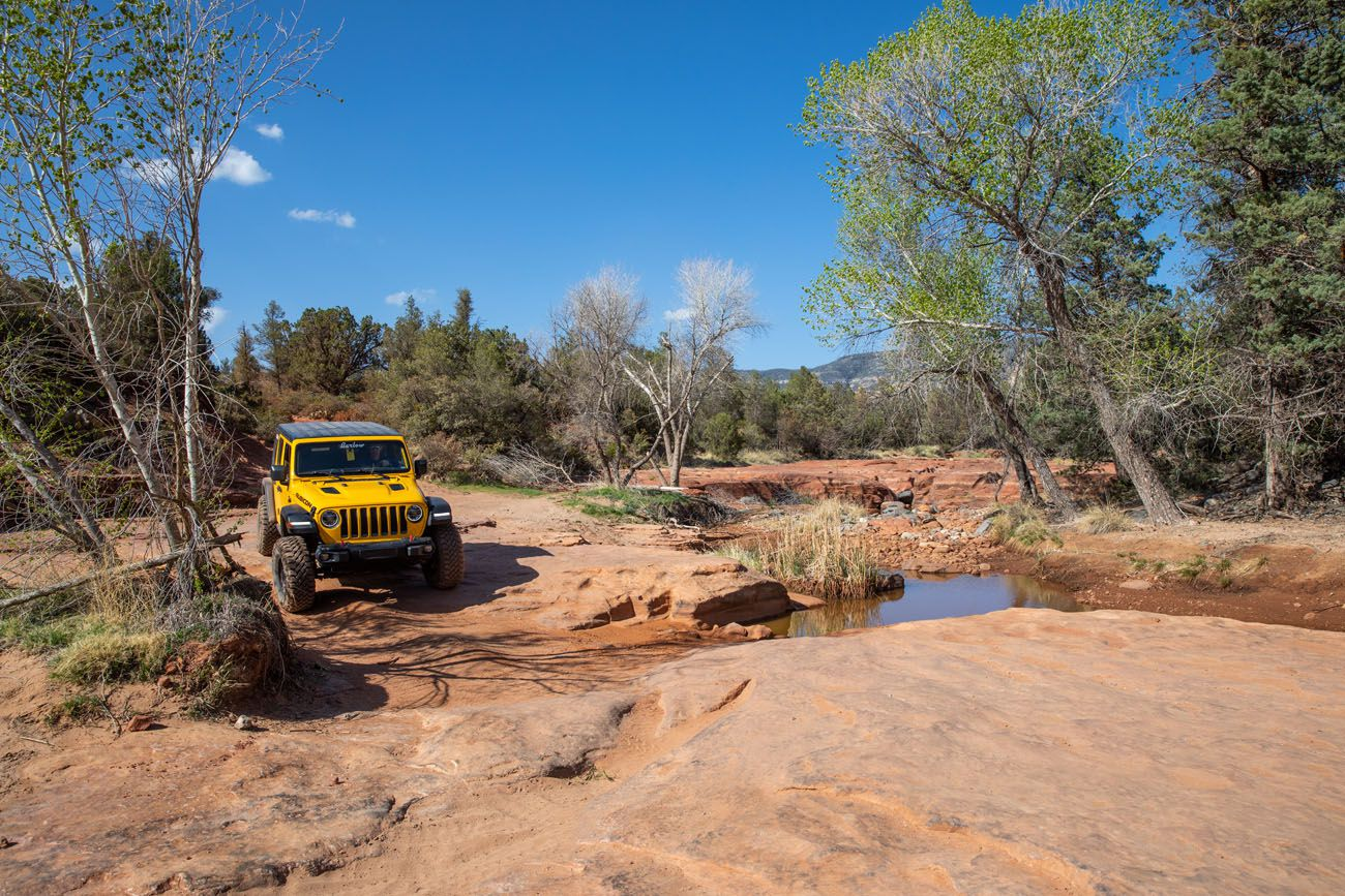 Dry Creek Basin