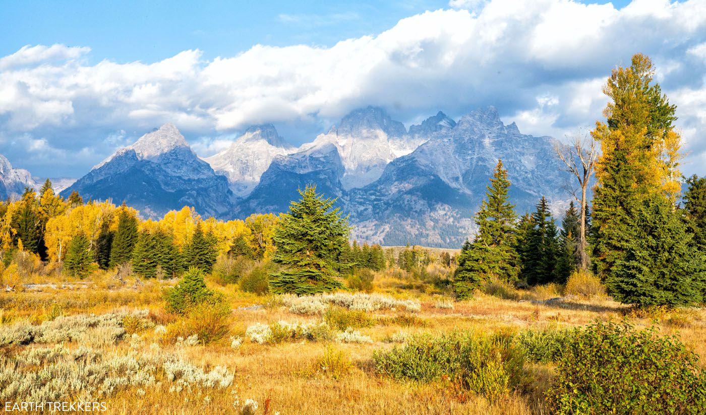 Grand Teton Fall Colors