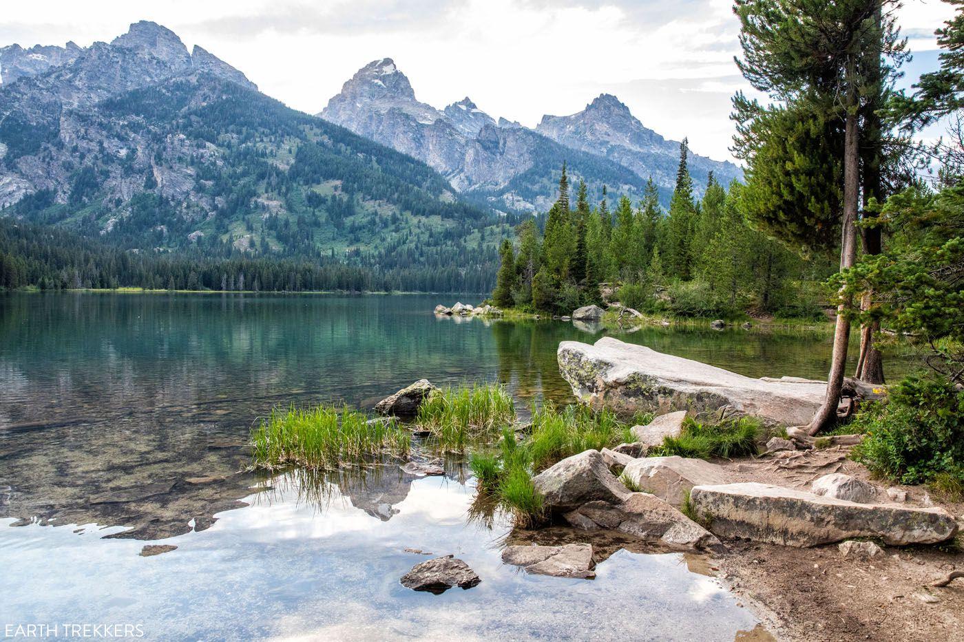 Grand Teton Itinerary Summer