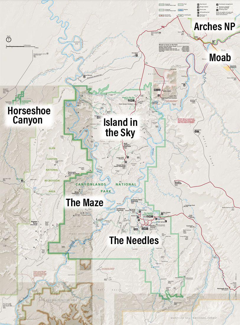 MAP CNP