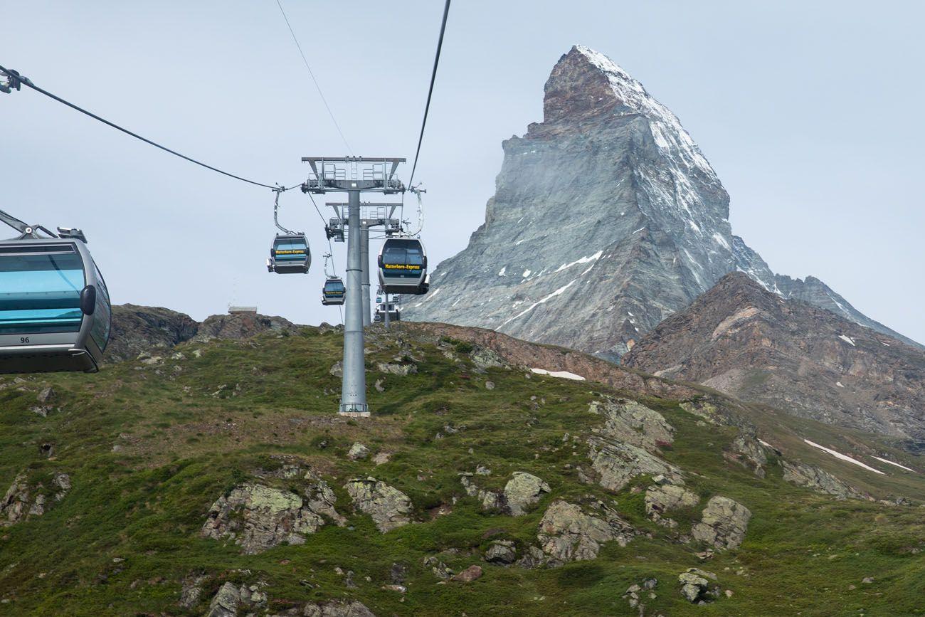 Matterhorn Express View