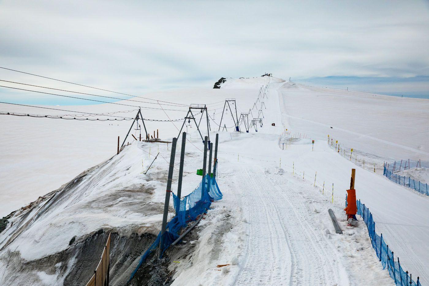 Matterhorn Glacier Paradise Skiing