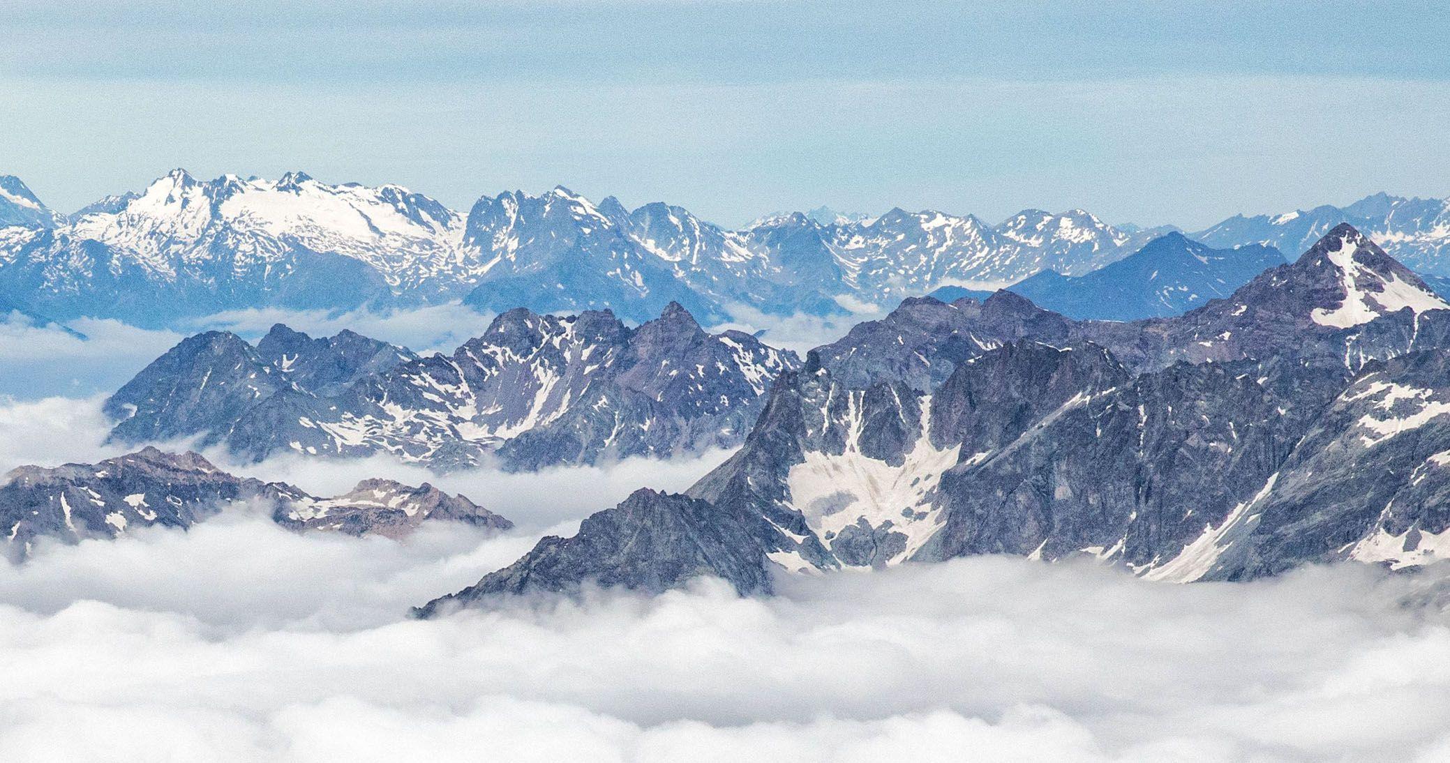 Matterhorn Glacier Paradise View