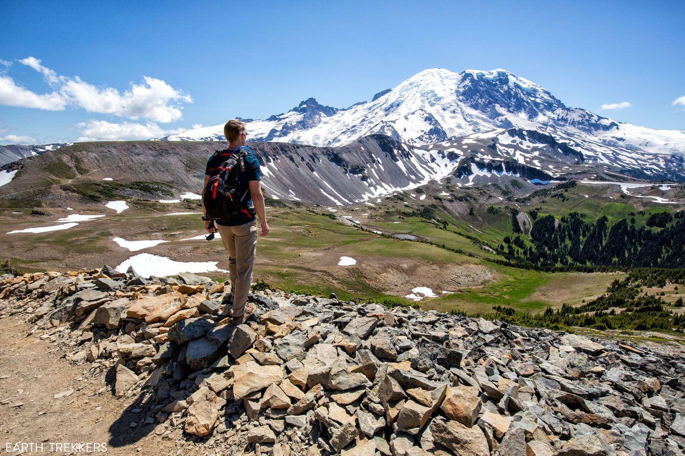Mount Rainier Hikes