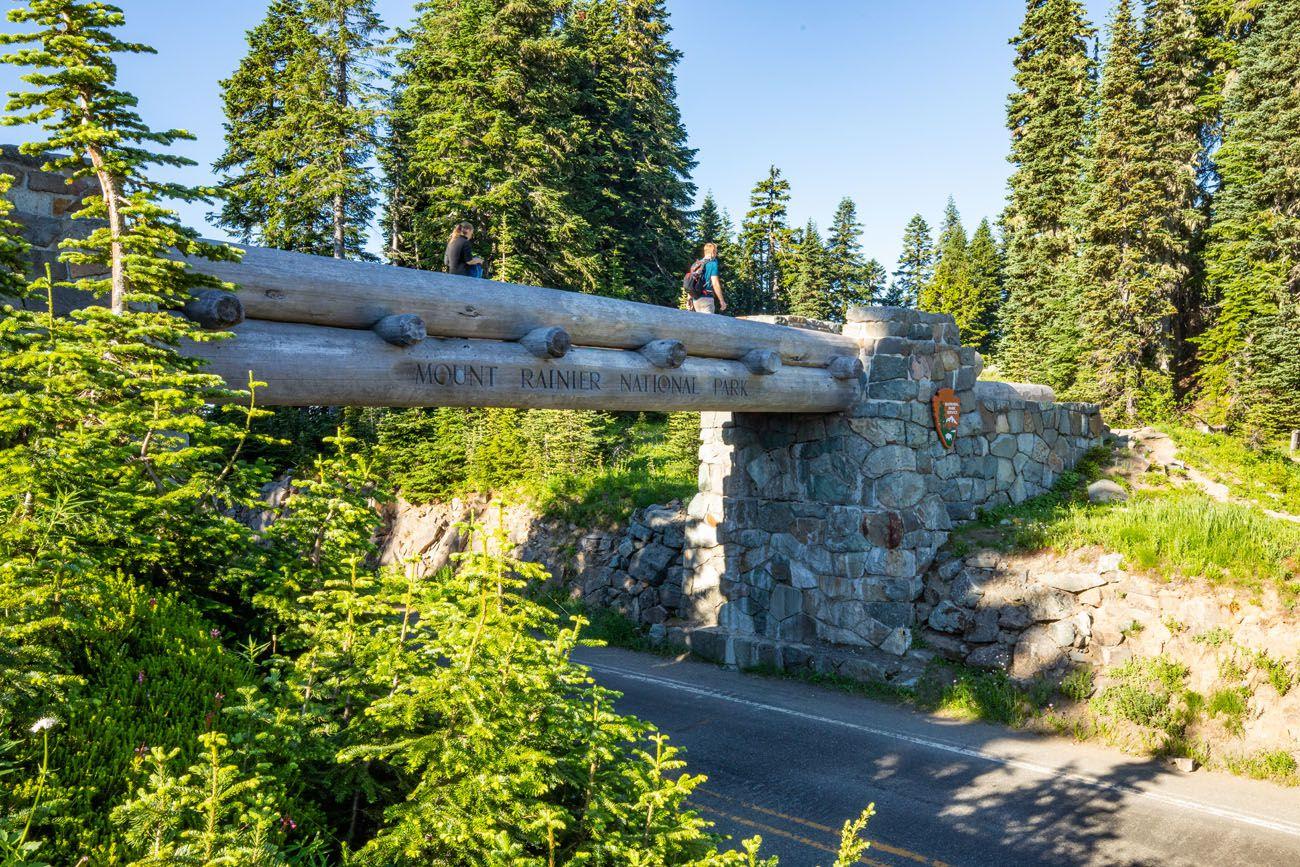 Mount Rainier Park Bridge