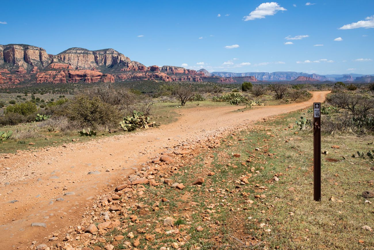 Outlaw Trail Sedona