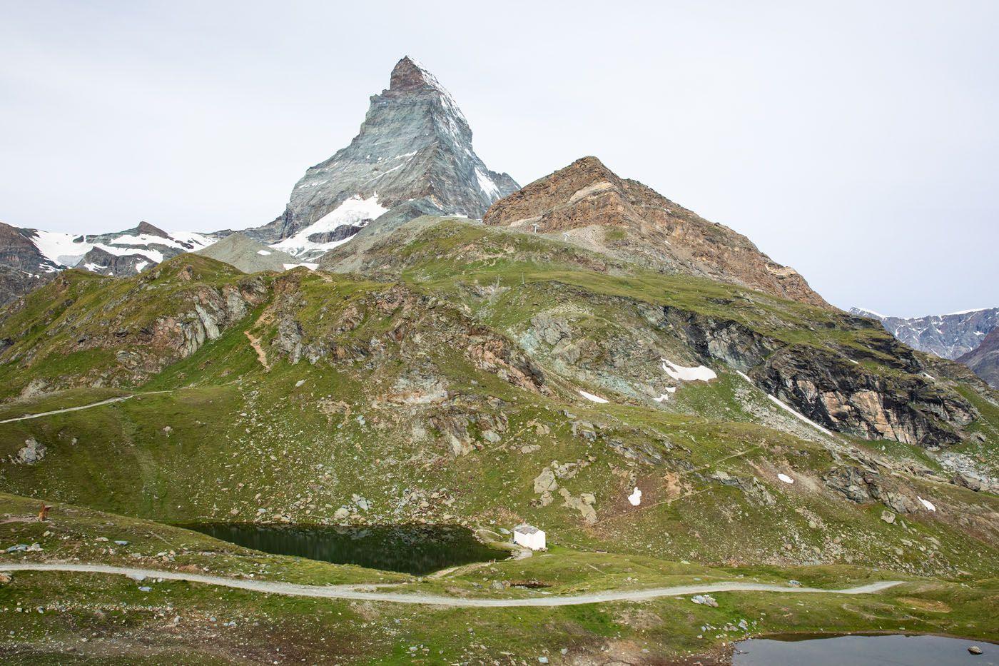 Schwarzsee and Matterhorn