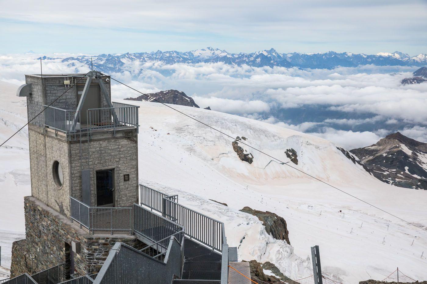 Ski Slope View