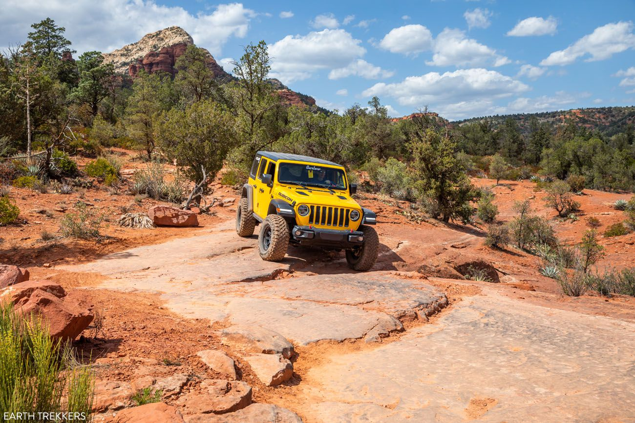 Soldier Pass 4WD Trail