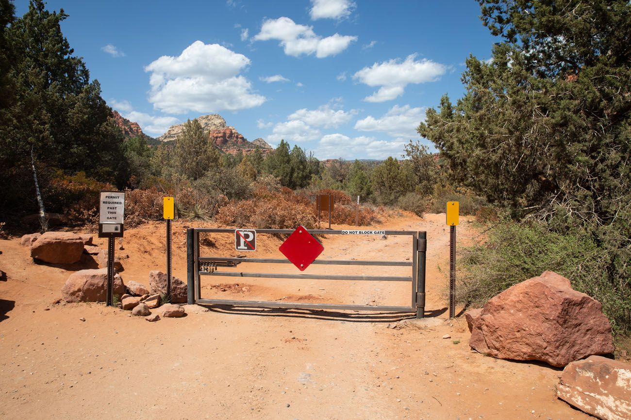 Soldier Pass Gate