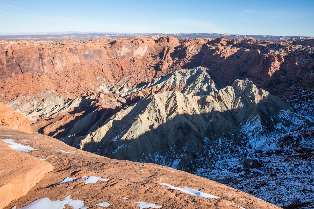 Upheaval Dome best things to do in Canyonlands