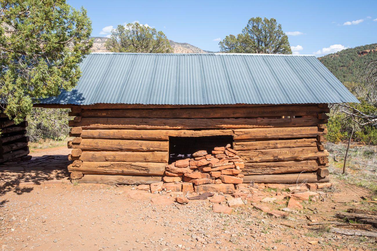 Van Deren Cabin