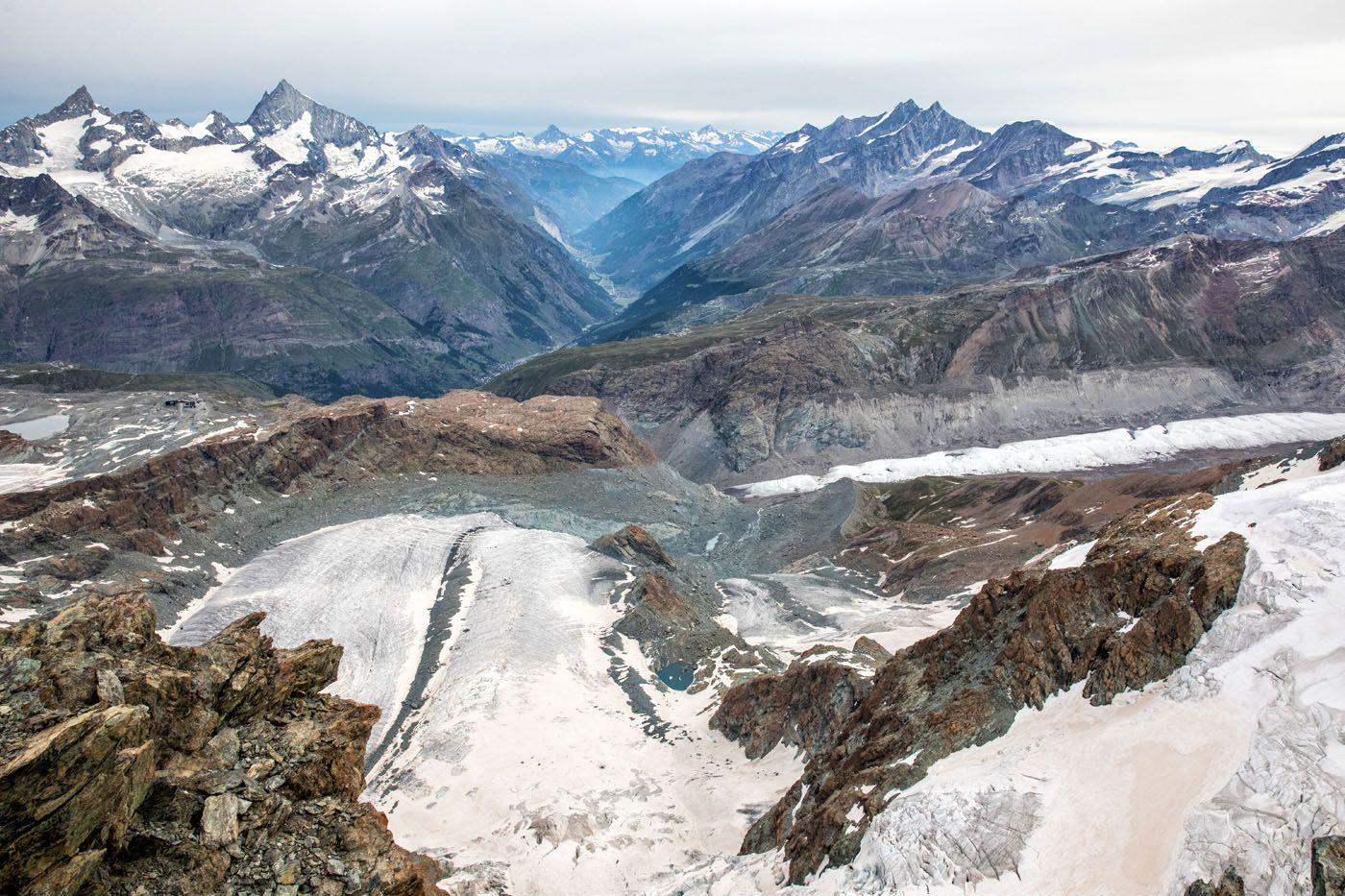 View Matterhorn Glacier Paradise