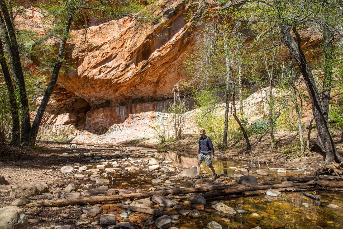 West Fork Trail best things to do in Sedona
