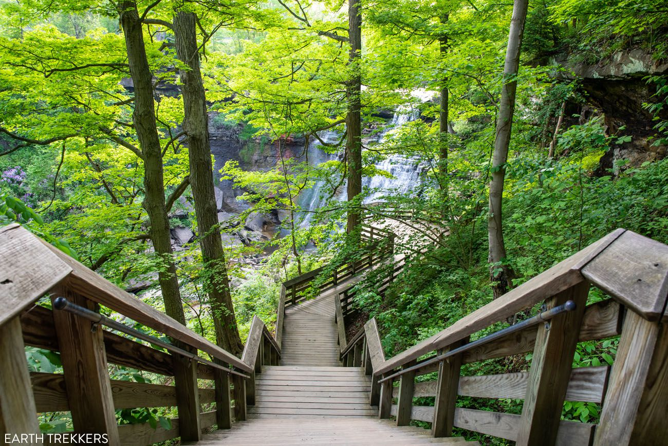 Brandywine Falls Cuyahoga