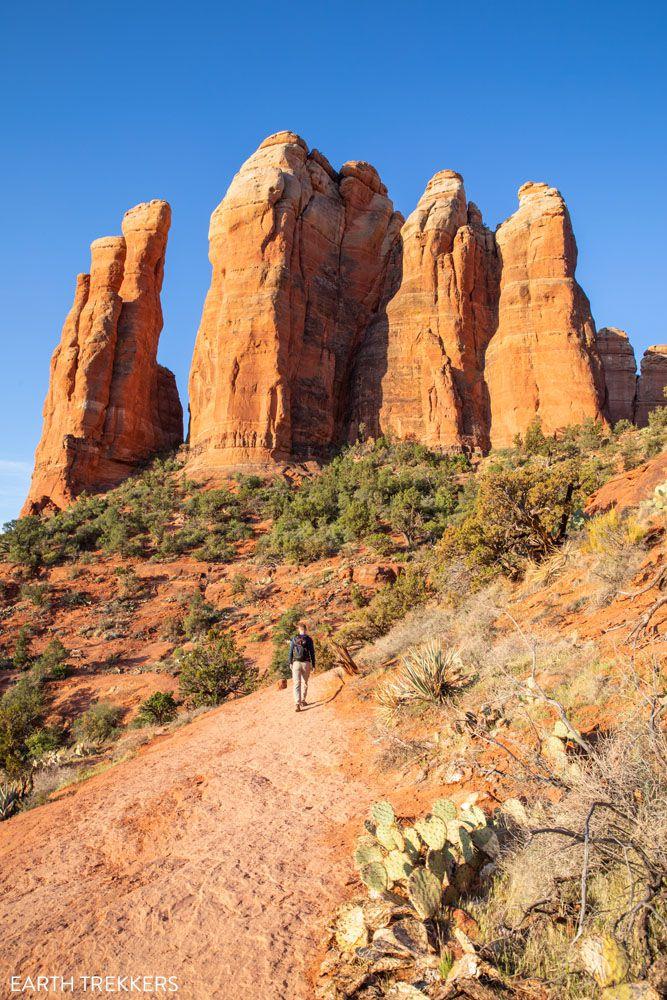 Cathedral Rock Climb