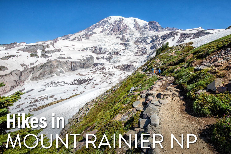 Hikes in Mount Rainier