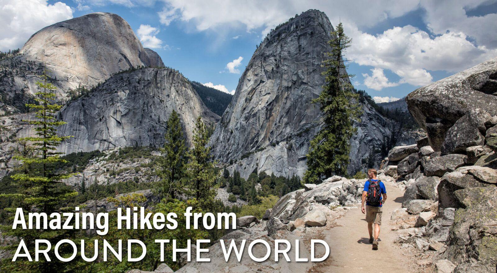 Hiking Page Photo
