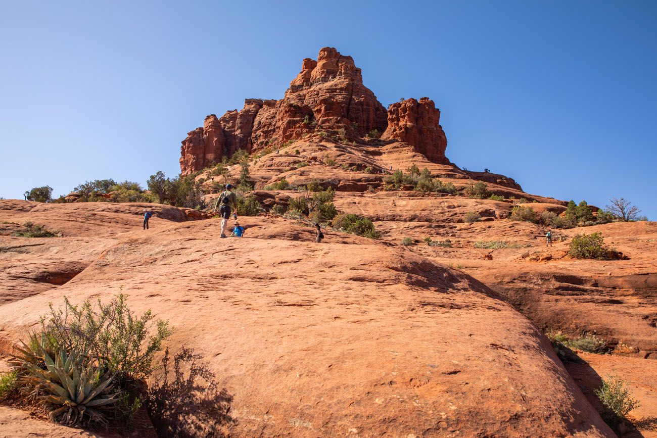 How to Climb Bell Rock
