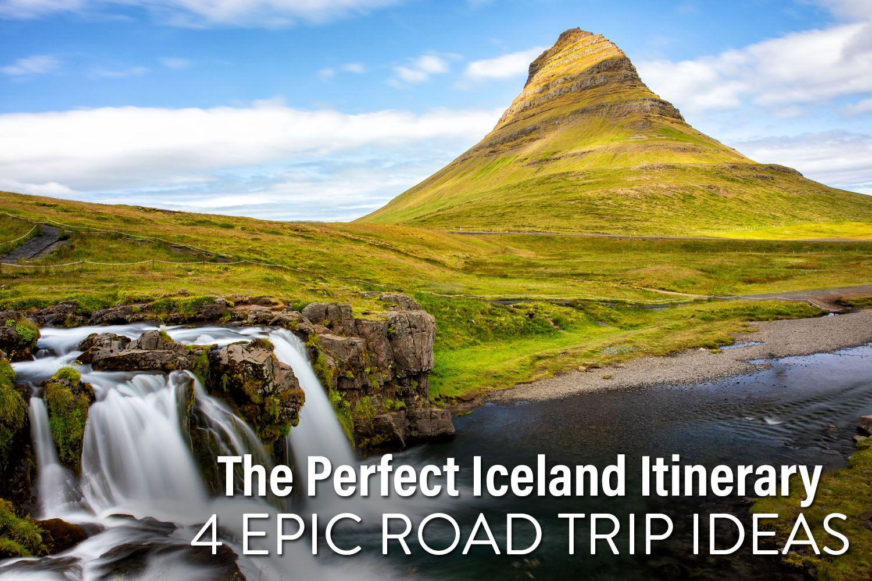 Iceland Itinerary Ideas